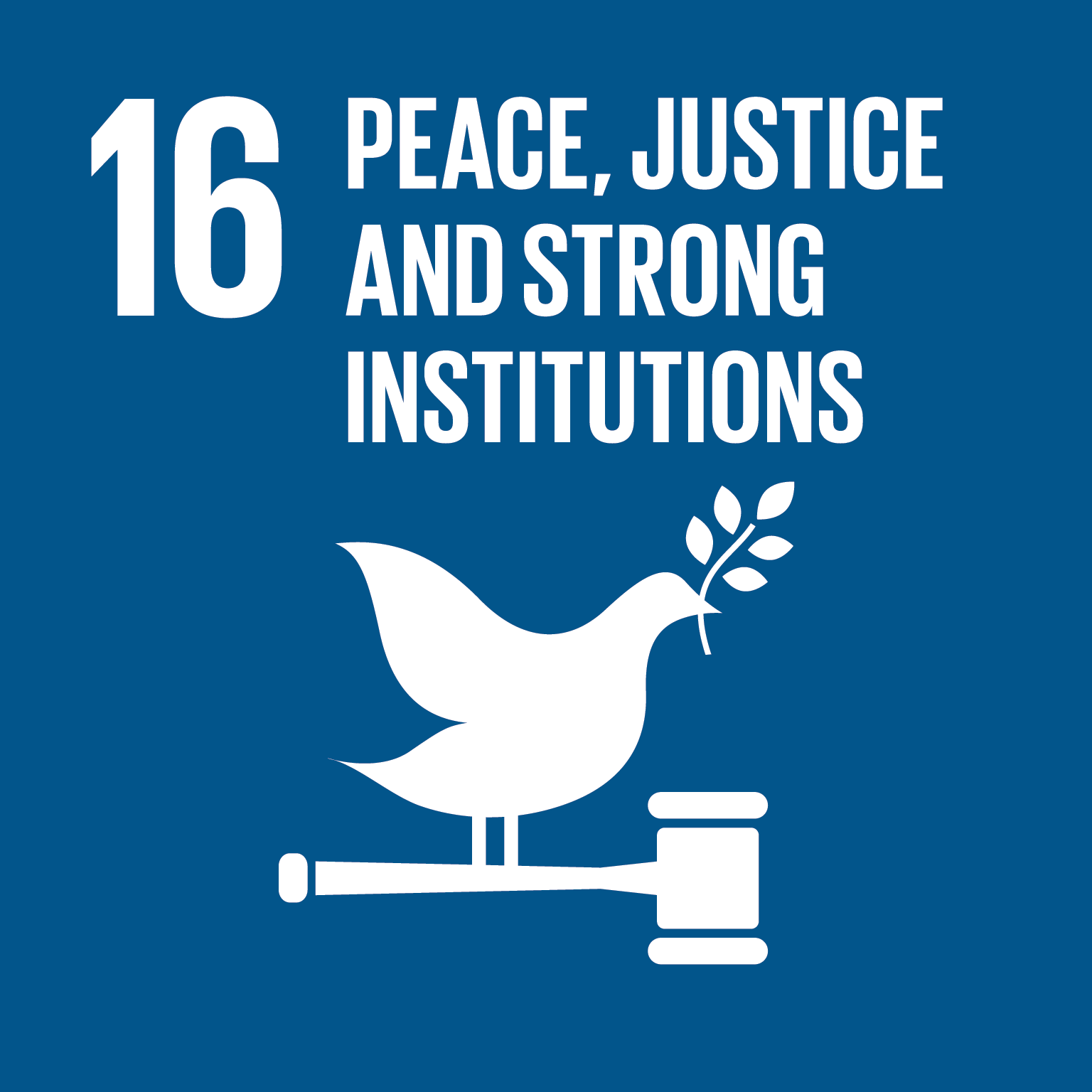 SDG 16 Posters